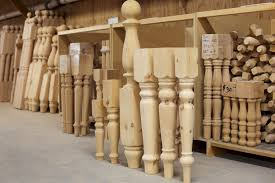 largewooden table legs