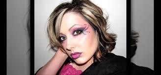 how to do a dark fairy halloween makeup look with makeupgeek makeup wonderhowto