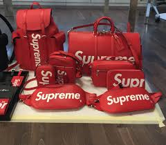 supreme x louis vuitton is real and here s what you need to know update gq