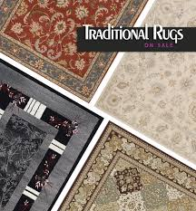 traditional rug designs on
