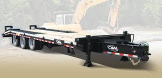 deckover heavy duty and ton heavy duty deckover trailers