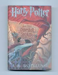 harry potter and the chamber of secrets 1st us edition 1st printing j k