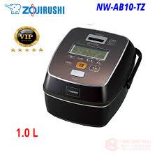 Nồi cơm điện cao tần áp suất IH 1.0 lít Zojirushi NW-AB10-TZ