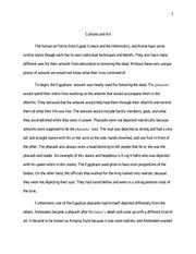 hum dev reaction essay the jungle response paper the 4 pages hum dev 346 culture and art essay