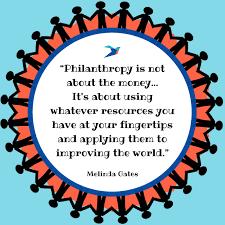 Philanthropy Quotes Beauteous Quotes From Female Philanthropists Ellevate