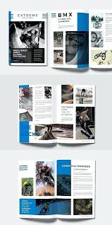Free Magazine Template For Microsoft Word Sports Magazine Template Sport Magazine Template Of Fitness