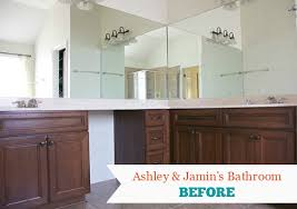 Bathroom Makeover Contest Simple Mold Be Gone A Master Bath Makeover