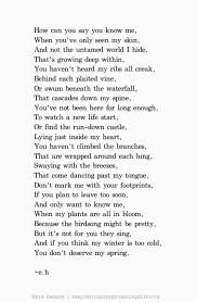 Famous Poetry Quotes Interesting My World Within Thepoeticundergro Poem Poetry Poet Poems Erin