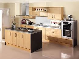 Modern Wooden Kitchen Designs Kitchen Awesome Modern Kitchen Design Grey Corner Cabinets Brown