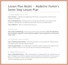 Differentiated Instruction Lesson Plan Template Differentiated Instruction Effective Lesson Plan Sample
