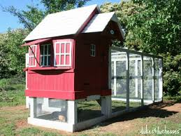 DIY Chicken Coop  Design by Dukes and Duchesses