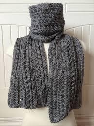 Mens Scarf Crochet Pattern Inspiration Crochet Scarf Pattern Backwoods Boyfriend Scarf 48in48 Men's
