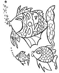 106 Dessins De Coloriage Poisson Imprimer Sur Laguerche Com Page 3
