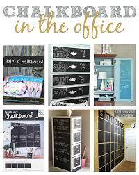office chalkboard. chalkboard office ideas