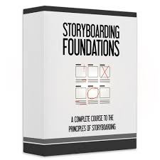 Storyboarding Foundations Course | 54 Hd Video Lessons