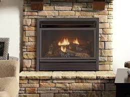 procom gas heater convert your fireplace to natural gas with a fireplace insert procom vent free procom gas heater