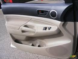2006 Toyota Tacoma Access Cab 4x4 Taupe Door Panel Photo #38952414 ...