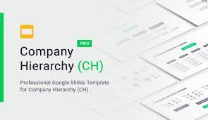 Org Chart Template Google Slides Org Chart Templates For Google Slides
