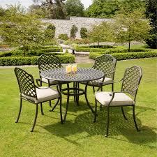 Aluminium Garden Furniture  Suntime Buckingham 1m Cast Aluminium Aluminium Outdoor Furniture
