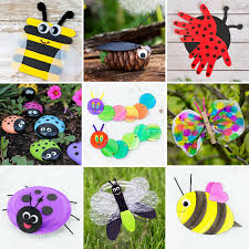 insect crafts for kids