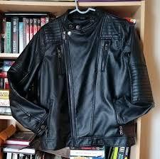 urban republic jacket m toddler boy leather