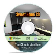 sweet home 3d interior design house architect software kitchen