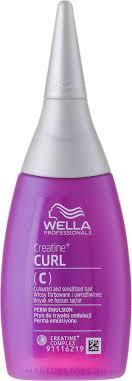 Wella Professional Creatine+Curl(С) - <b>Лосьон для формирования</b> ...