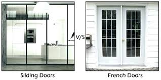 sliding patio door installation cost awesome french doors cost on comparison between sliding doors and awesome french doors cost on comparison
