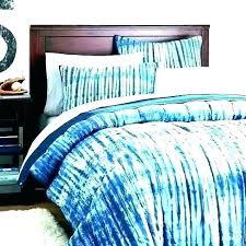 tye dye bedding tie dye bedding set sets quilt queen duvet cover comforter twin indigo bed