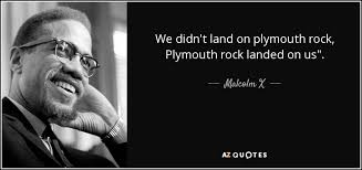 Plymouth Rock Quote