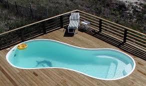 Fiberglass Swimming Pools Smal