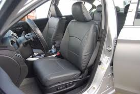 details about honda accord 2016 2016 charcoal s leather custom made fit front seat cover