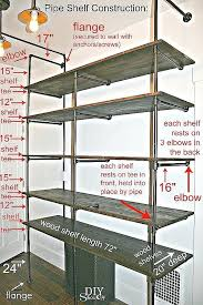 12 inch wide shelving unit how to build a wall shelf lovely awesome wood