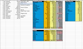 Personal Home Budgeting 10 Free Household Budget Spreadsheets For 2019