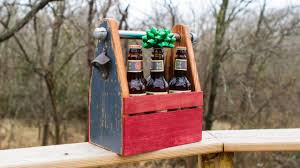 building diy pete s beer caddy diy six pack carrier how to