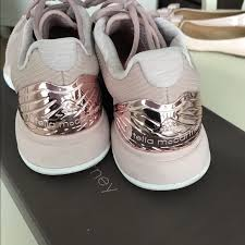 adidas shoes pink and gold. adidas shoes - rose gold pink barricade sneakers 8! rare! and e