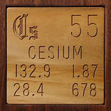 Facts, pictures, stories about the element Cesium in the Periodic ...