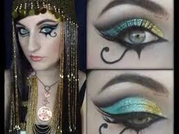 ancient egyptian eye makeup