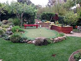outdoor putting green kits. Outdoor Putting Green Kits Canada Grass Installation The Woodlands