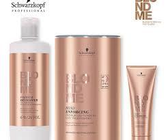 Discover Schwarzkopf Blondme Salons Direct