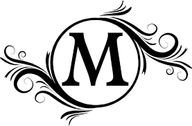 fancy letter m elegant of fancy letter m clipart letter master