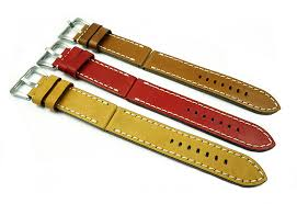 modish usa horween leather watch bands watch straps