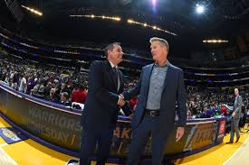 Steve Kerr compares Lakers to 73-9 Warriors - Silver Screen and Roll