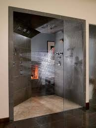 multiple shower heads. Beautiful Shower Contemporary Bathroom With Multiple Shower Heads   For W