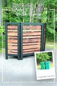 D Showers Outdoor Shower Privacy Screen Showers Garbage Can Pas