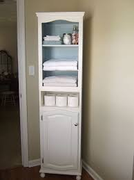 cabinets for storage. hometalk :: linen cabinet storage solution from 2 thrift store cabinets to one tall bathroom for i