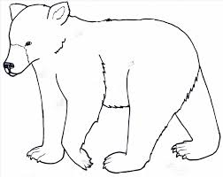 Small Picture Page Free The Polar Bear Coloring Pages Polar Bear Winter Olympic