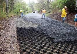 How Lay Asphalt In Western Countries Photo Micetimes Asia