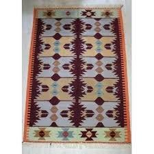 wool kilim rug turkey vegetable dye handmade wool rug west elm matrix wool kilim rug