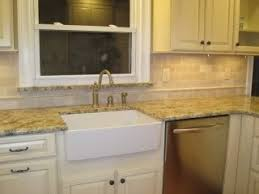 backsplash for santa cecilia granite countertop. If I Can Add The Pic Of A Backsplash Love - Not Mine, But We Are Planning On Santa Cecelia Granite As Well. My Pics With White Cab\u0027s Sorry! For Cecilia Countertop